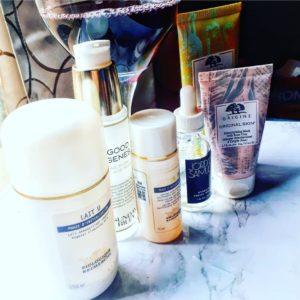 Postpartum Skincare